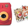 【反斗奇兵4】Toy Story 4即影即有相機+全新相紙 三眼仔/胡迪/巴斯桃紅機身