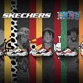 運動品牌SKECHERS聯乘海賊王 別注版One Piece波鞋/免費送索繩袋/海洋公園門票