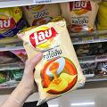 泰國直送Lays樂事鹹蛋黃味薯片登陸香港!全新口味便利店有得買