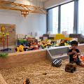 【親子好去處】觀塘新開7000呎室內遊樂場 10個主題區/迷宮波波池/賽車/煮飯仔
