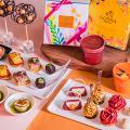 【尖沙咀美食】Hotel ICON推出GODIVA下午茶 任食黑朱古力軟雪糕/達10款鹹甜點