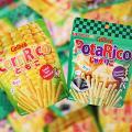 卡樂B推全新香港期間限定薯條!紫菜味薯條+甜粟米條