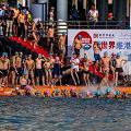 因各種不穩定因素及泳手和工作人員安全 香港業餘游泳總會宣佈取消2019維港泳