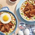 麥當勞經典港式早餐  全新「沙嗲牛肉扭扭粉」登場!