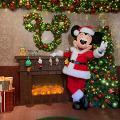 【聖誕好去處2019】迪士尼樂園聖誕嘉年華!魔雪奇緣小鎮/聖誕新裝/飄雪舞會