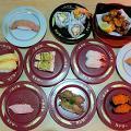 【佐敦美食】壽司郎Sushiro全新12月限定壽司 壽喜燒牛肉/厚切烏賊/海鰻$12起
