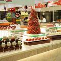 【旺角美食】帝京酒店士多啤梨下午茶自助餐 任食士多啤梨主題甜品/Movenpick