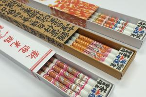 印有香港美食!施德樓限量紀念鉛筆套裝