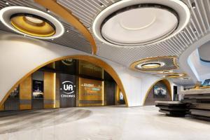 UA MEGA BOX全面升級 中港台首個IMAX 12聲道系統