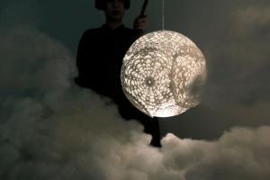 過浪漫月圓中秋節!學整唯美蕾絲鉤織燈籠