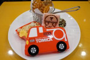 TOMICA車仔主題CAFE登陸屯門!10款主食+甜品哂冷