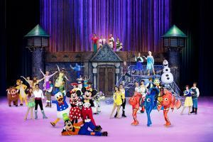《冰上迪士尼匯演》1月回歸 逾50個角色連優獸大都會都有!