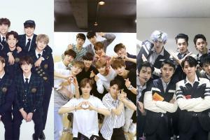 MAMA十二月香港舉行 Wanna One越級挑戰BTS、EXO