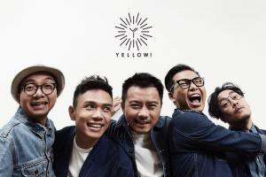 Yellow野佬尖東街頭90年代造型 12月唱到入九展!