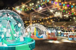極光玻璃屋影相位+逾80個攤檔!赤柱芬蘭聖誕市集12月登場