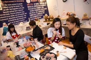 糕點大師即場示範/工作坊!香港國際烘焙展11月回歸