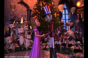 《胡桃夾奇兵》─ 聖誕電影合家歡2017