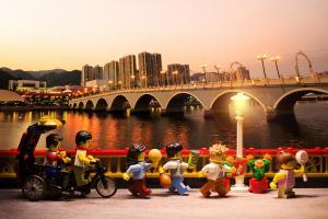 LEGO新年造型攻入沙田!4大影相位曝光