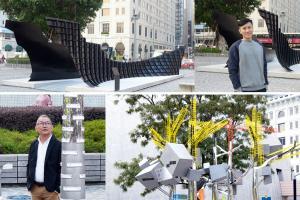 一船一樹‧尖沙咀藝術裝置講我城故事