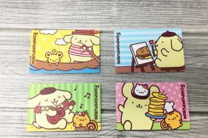 麥當勞x布甸狗為食咭 一套4款連卡通造型電話座