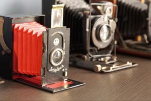 Jollylook抵玩即影即有相機 無需用電+環保復古設計!