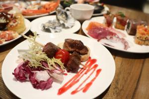 太子酒店推出櫻花主題自助餐 食勻和牛+松葉蟹+燒龍蝦