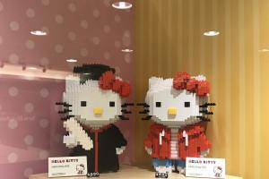 灣仔巨型積木展覽登場 逾50件Sanrio系列/狗狗模型!