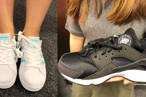 【尖沙咀好去處】尖沙咀波鞋開倉2折!Adidas$9