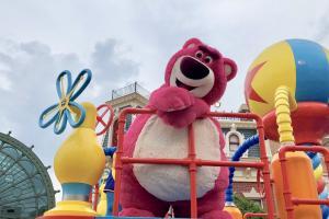 【大嶼山好去處】迪士尼樂園巨星嘉年華!全新噴水