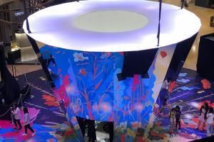 【金鐘好去處】太古廣場期間限定裝置!大型互動鏡