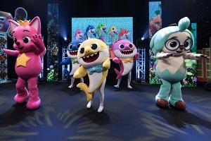 【九龍灣好去處】全球首個Baby Shark音樂劇12月登陸香港!早鳥門票優惠/表演鯊魚家族冒險故事