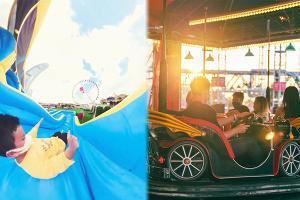 【中環好去處】中環盛夏摩天輪AIA嘉年華開幕!20大巨型影相位+攤位遊戲 開放及門票詳情