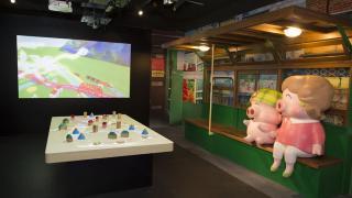 妖怪手錶與麥兜進駐蠟像館 親子暢玩創新AR遊戲!