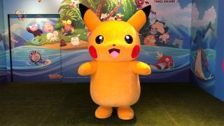 銅鑼灣寵物小精靈嘉年華!比卡超跳舞+5米高影相位