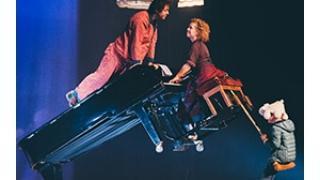 國際綜藝合家歡2018「合家歡」加零一:德芬馬戲團(比利時)《黑白鍵下的寶藏》後台導賞