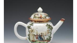 藝術背後 : 中國外銷茶具