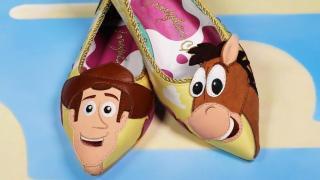 迪士尼反斗奇兵女裝鞋登場!三眼仔/胡迪鞋身細緻位做足