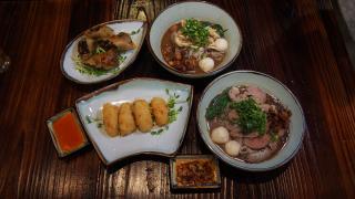 【上環美食】$18歎正宗泰國船粉!上環新開泰式餐廳推優惠
