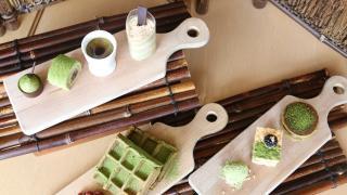 【沙田美食】$158酒店抹茶主題下午茶自助餐 任食抹茶拿破崙/焦糖燉蛋