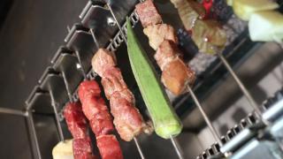 【觀塘美食】懶人燒烤自轉機登陸觀塘 3.5小時任飲任食逾30款串燒