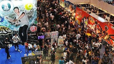 香港動漫電玩節2015 辦第二屆同人祭