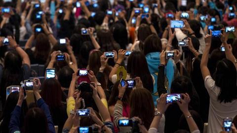 香港攝影記者協會 手機攝影時代