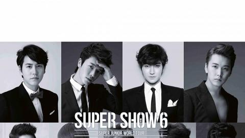 Super Junior香港演唱會 2014 「SUPER SHOW 6」