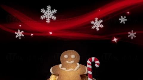 Lab Made聖誕限定 薑餅人分子雪糕