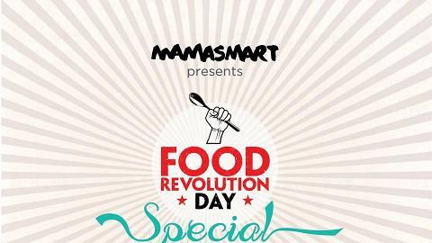 MAMASMART5月市集 為食起革命