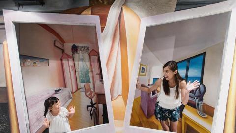 香港3D奇幻世界館 網上購票優惠低至68折