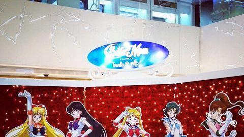 銅鑼灣美少女戰士Pop-up Store  4.25開幕