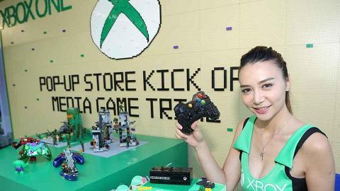 Xbox限定Cafe  特大Xbox蛋糕有得訂
