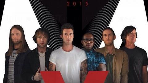 Maroon 5 World Tour V演唱會香港站