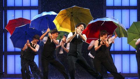 《雨中樂飛揚》音樂劇  全球巡演香港站